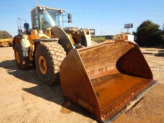 Volvo L250G, Wheel Loaders, Construction Equipment