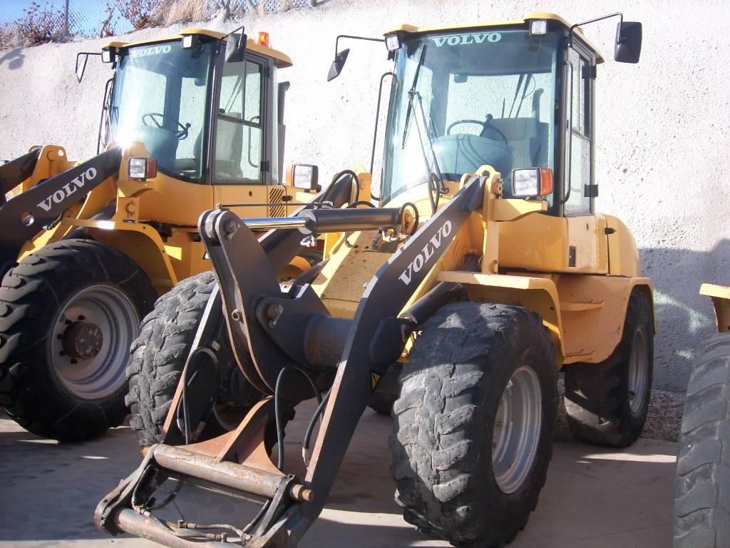 Volvo L 35B-Z, Wheel Loaders, Construction Equipment