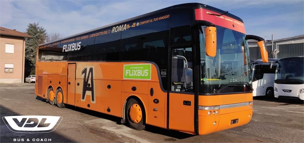Van Hool T 916 Astronef, Coaches, Vehicles