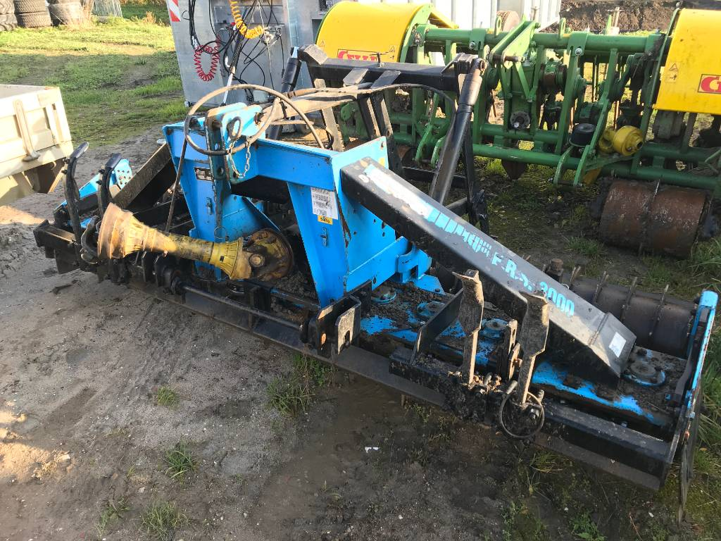 Sicma ERS 3000, Rotorkopeggen / rototillers, All Used Machines