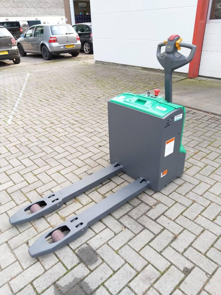 [Other] LiftM MPB18E pallettruck NIEUW, Electro-pallettrucks, Laden en lossen