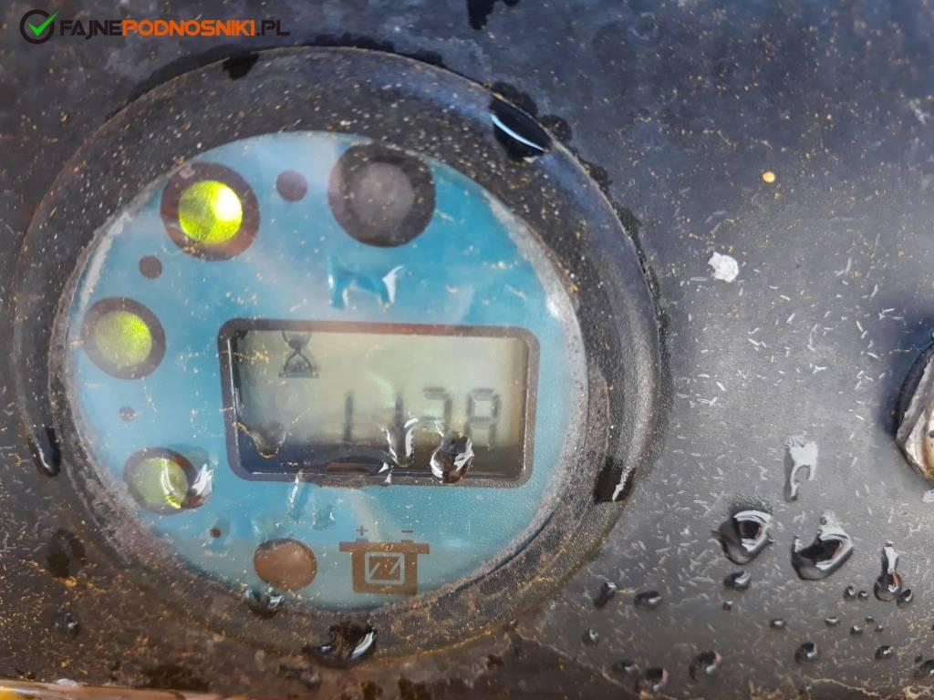 Haulotte Compact 10, Podnośniki nożycowe, Maszyny budowlane
