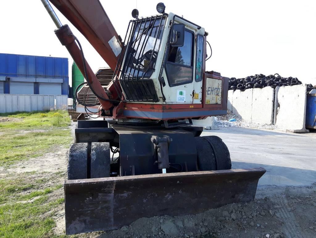 Solmec EUROMEC EH170DT, Waste / Industry Handlers, Construction Equipment