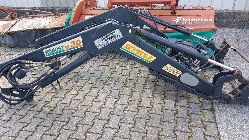 Stoll HDP F30, Autres équipements de chargement et de levage, Agricole