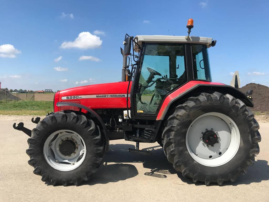 Massey Ferguson 6290 XL, Tractoren, All Used Machines