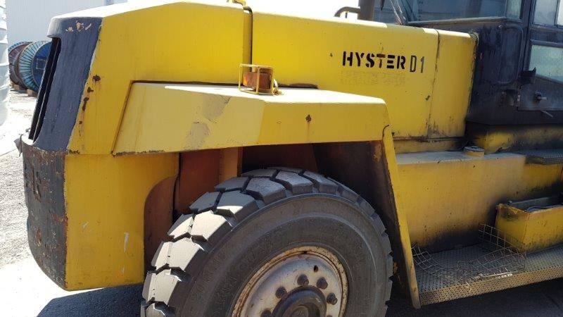 Hyster H12.00XL2, Diesel trucks, Material Handling