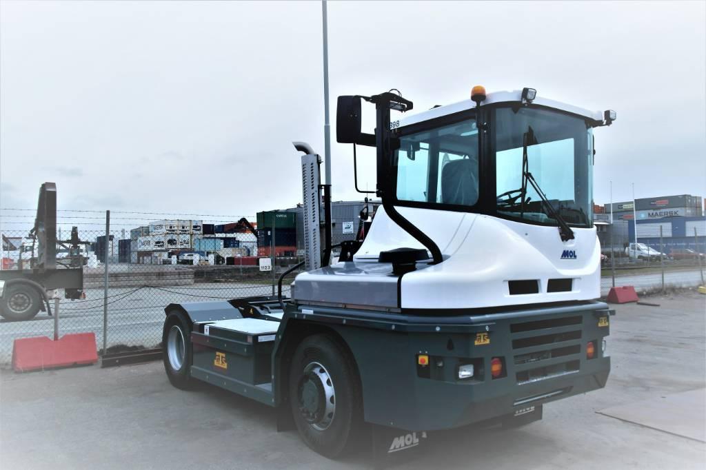 MOL RM255 4x4, Terminaltraktorer, Materialhantering