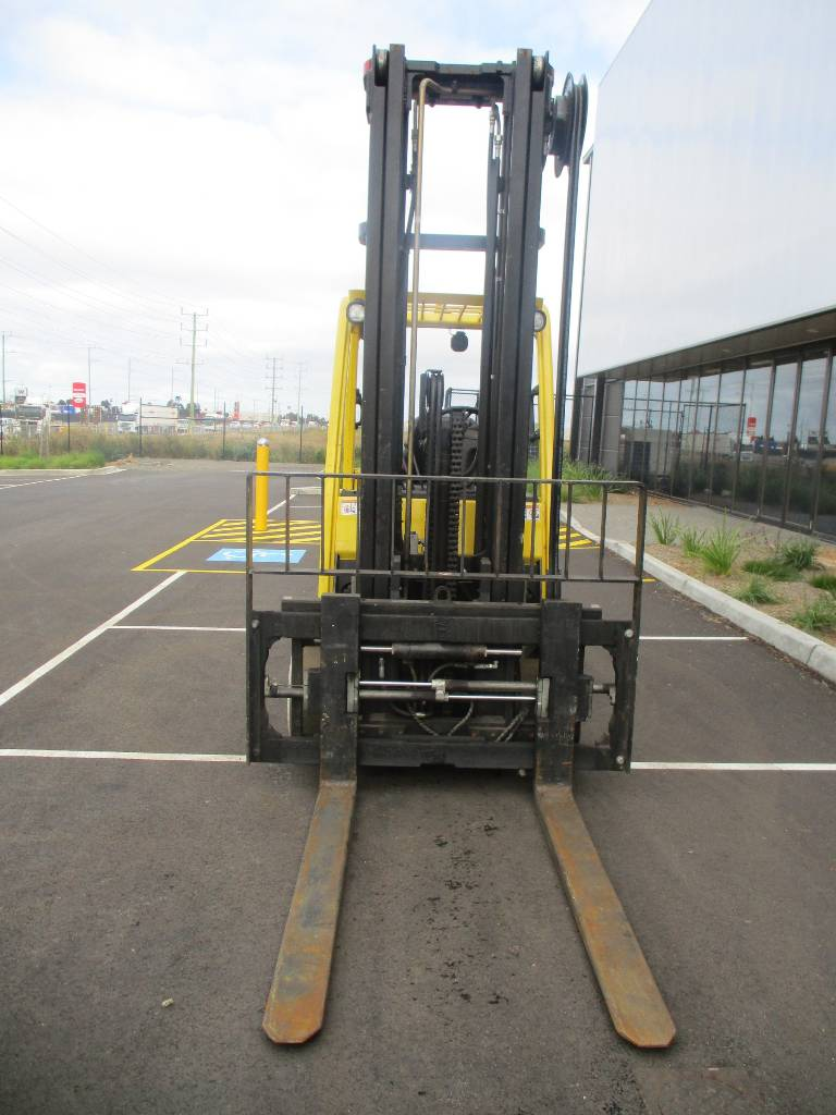 Hyster S120FT, LPG counterbalance Forklifts, Material Handling