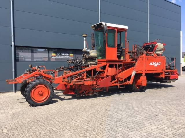Amac ZM 2, Overige rooimachines, Landbouw