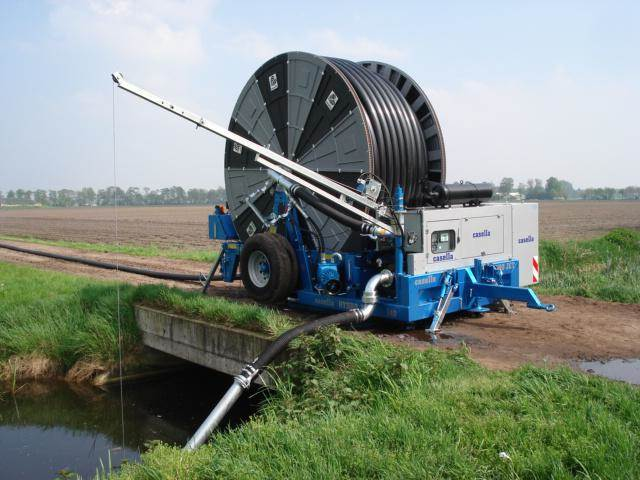 Casella PLLSMP, Irrigatiesystemen, Landbouw