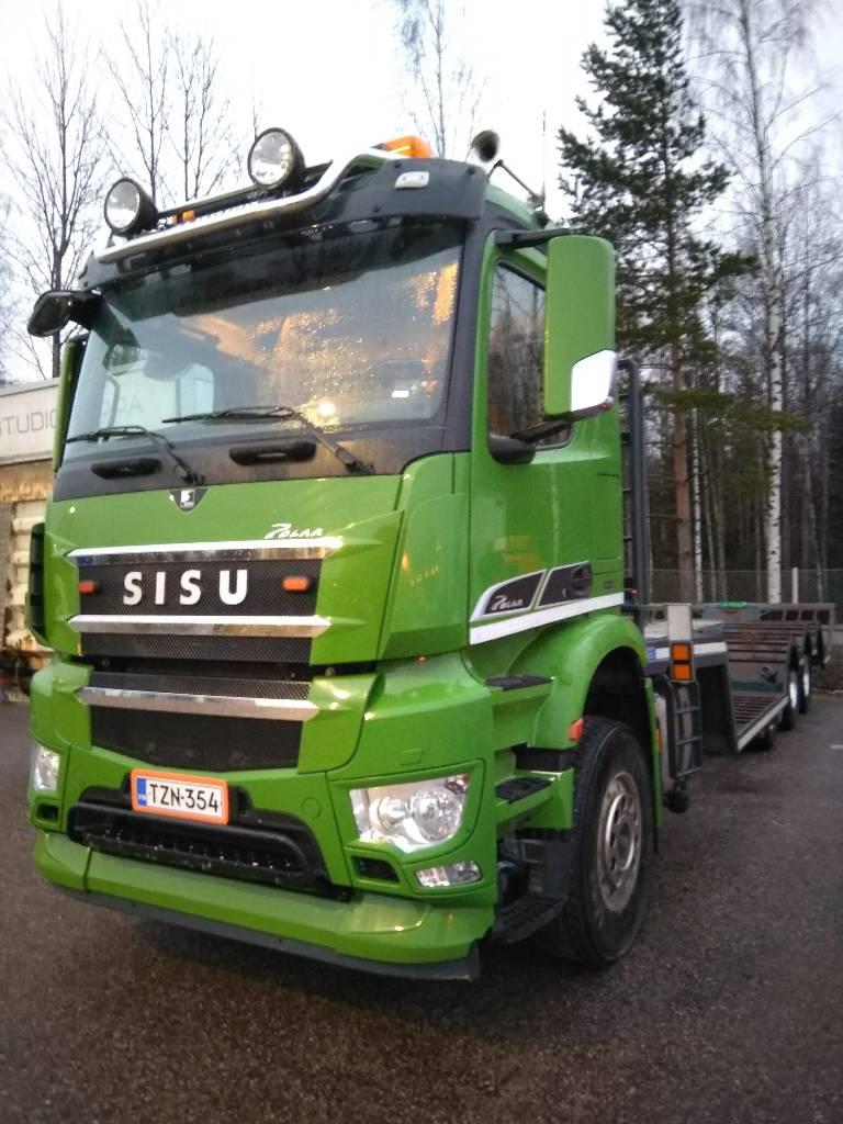 Sisu Polar CM13M, Muut kuorma-autot, Kuljetuskalusto
