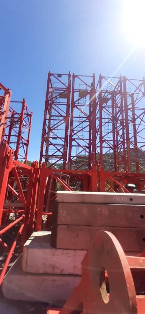 Potain MC 205 B, Tower Cranes, Construction Equipment
