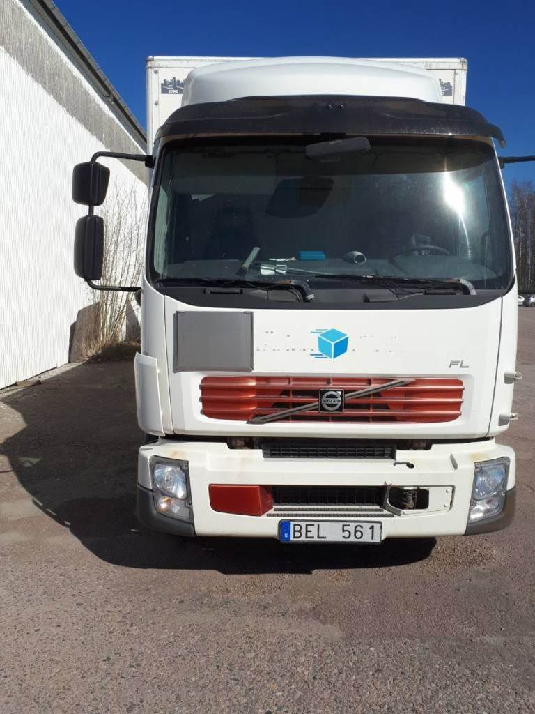 Volvo FL240 4X2 EURO4 FOR PARTS, Transport chassis and suspension, Trucks and Trailers