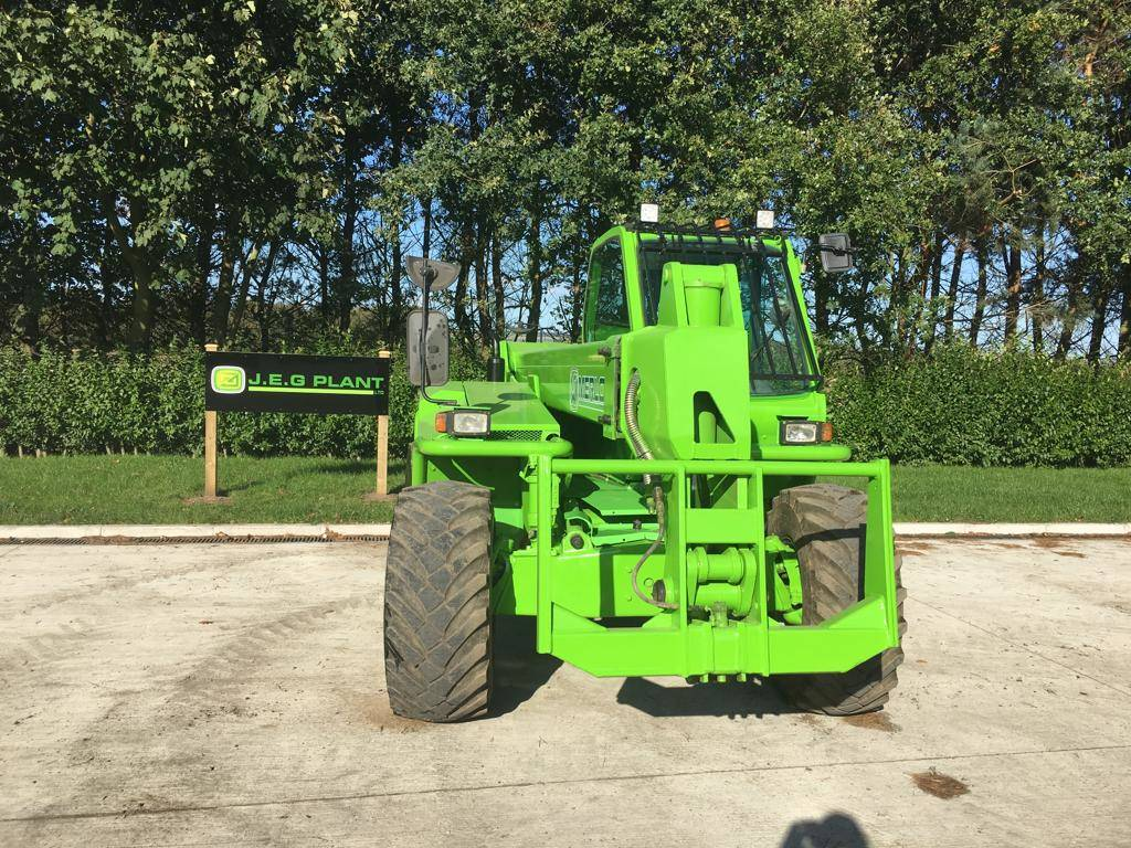 Merlo 60.10, Telehandlers for agriculture, Agriculture