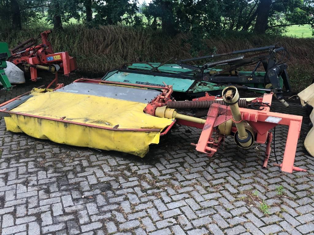 Lely Splendimo 240 T C, Maaikneuzers, Landbouw