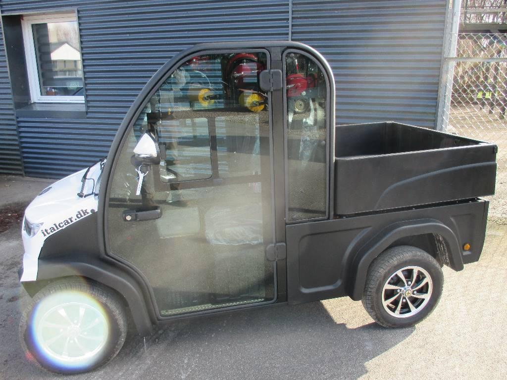 [Other] Italcar NEV C2C.5 EL Pickup, Elektriske køretøjer, Transport