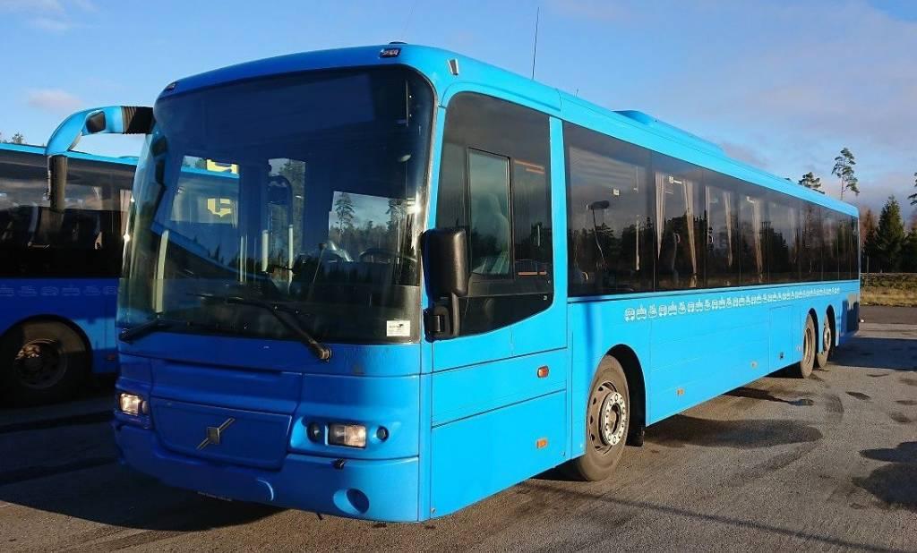 Volvo B12B 8500, Linnabussid, Transport