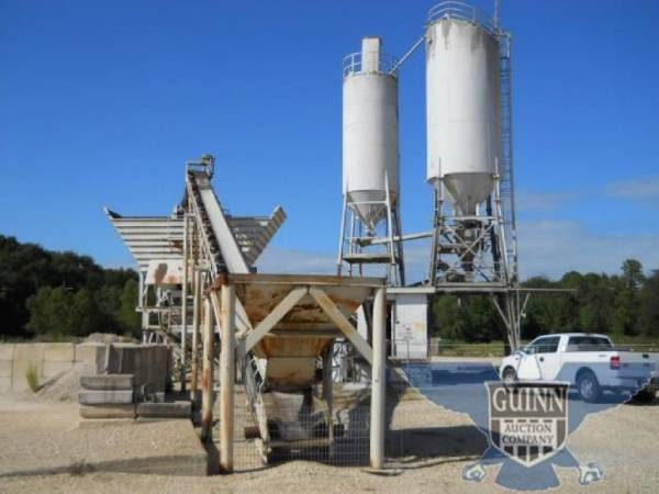 Biggest Concrete Plant In The Usa : Purchase dry batch concrete plant batching plants