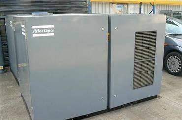 Atlas Copco ZR 75, Compressors, Industrial