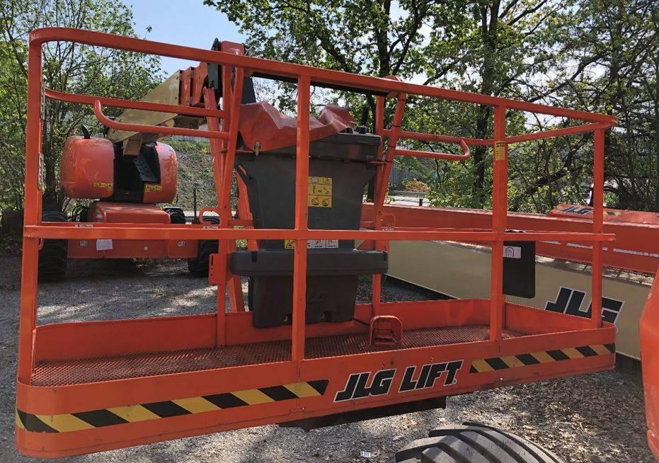 JLG 660SJ, Boom Lifts, Construction