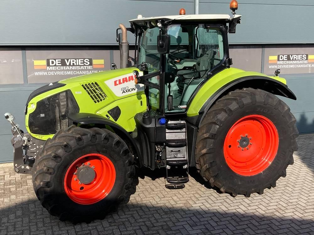 CLAAS Axion 810 Cebis Hexa, Tractors, Agriculture