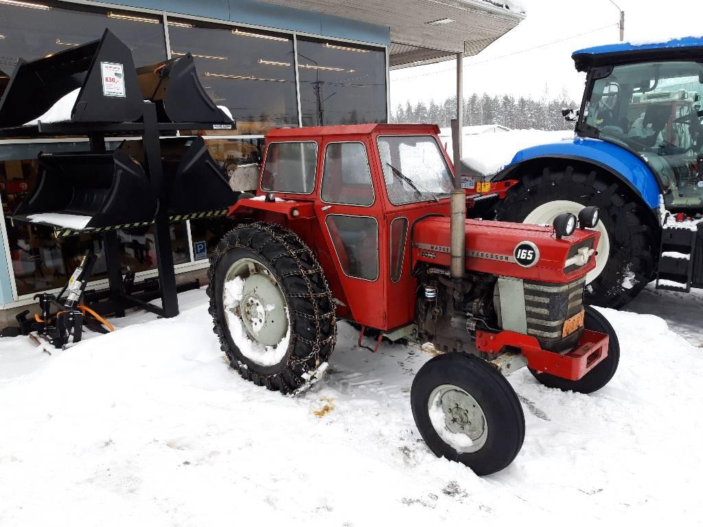 Massey Ferguson 165, Traktorit, Maatalous