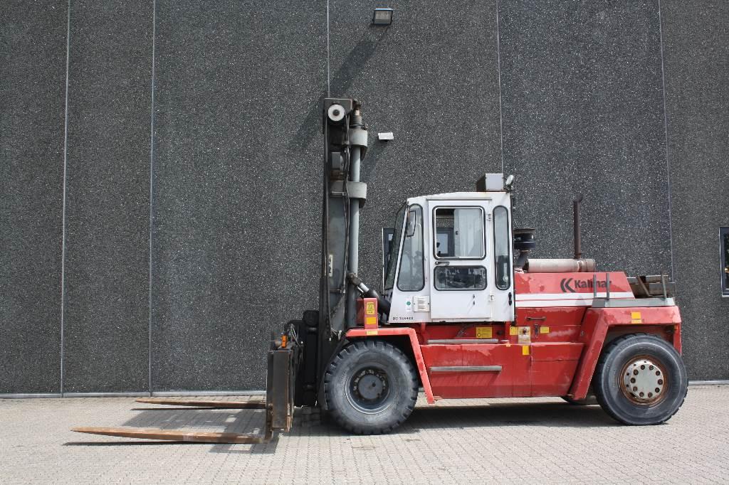 Kalmar LMV DC 13,6-600, Diesel trucks, Material Handling