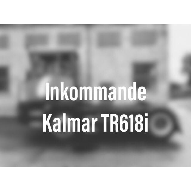 Kalmar TR 618 i, Terminaltraktorer, Materialhantering