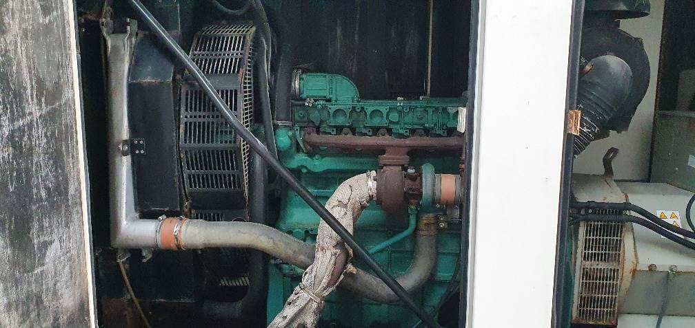 Gesan DVS 200, Generadores diesel, Construcción