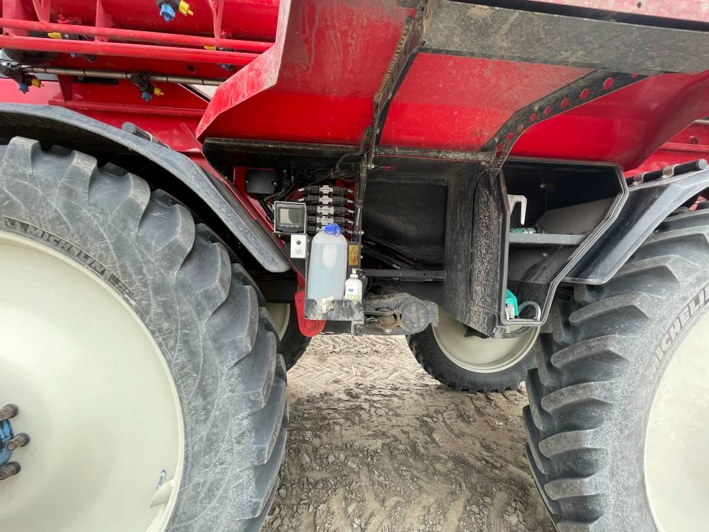 Agrifac Condor IV, Self-propelled sprayers, Agriculture