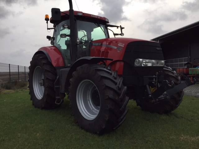 Case IH Puma cvx 185, Tractoren, Landbouw