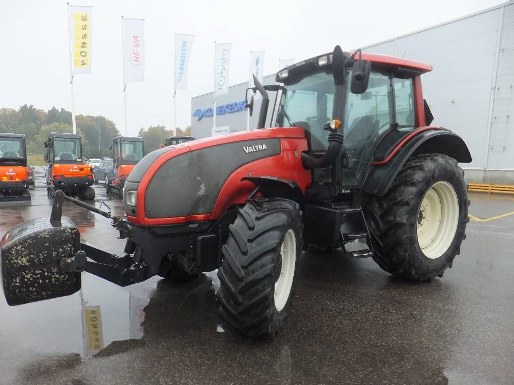 Valtra T161, Traktoriai, Žemės ūkis