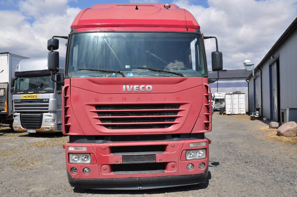 Iveco Stralis AS 440 S43 TP, Dragbilar, Transportfordon