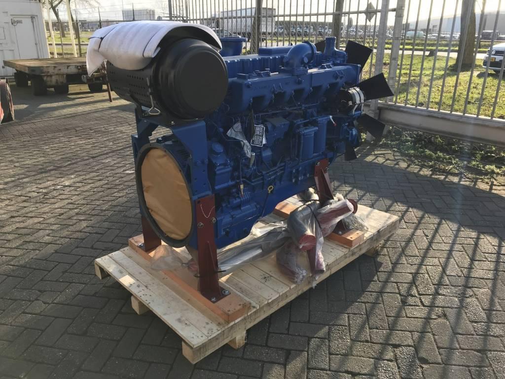 FG Wilson - Surplus - FD6-10.3A1 - Industrial Engine - DPH 105873, Industrial Applications, Construction
