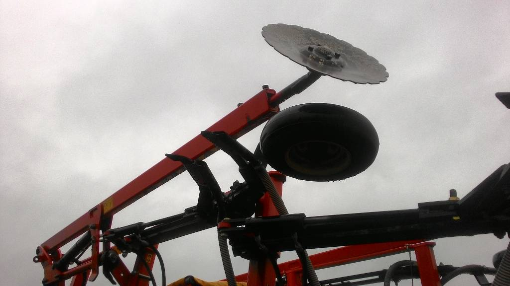 Väderstad Seedhawk600C, Drills, Agriculture
