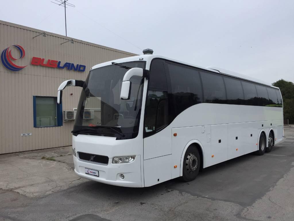 Volvo 9700HD, Kaugsõidubussid, Transport