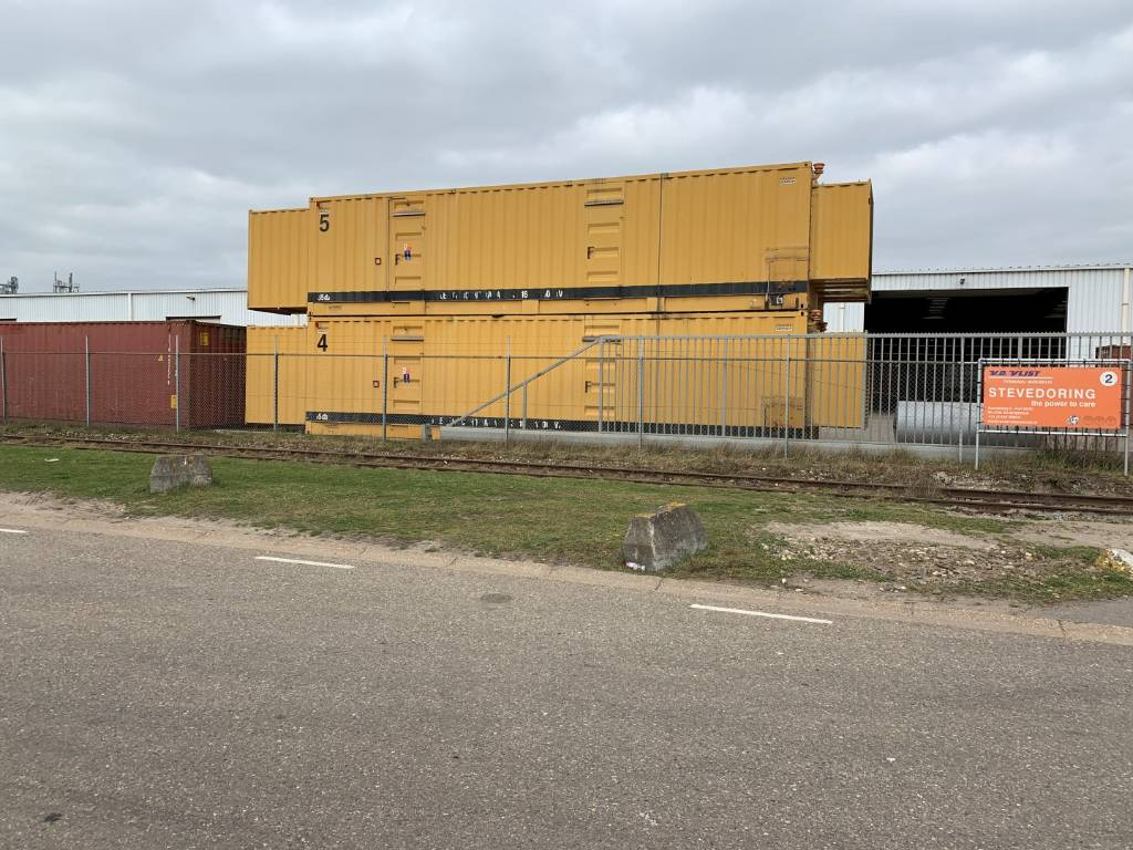 Caterpillar 3516 - Generator set - 1600 kVA - DPH 106346, Diesel Generators, Construction