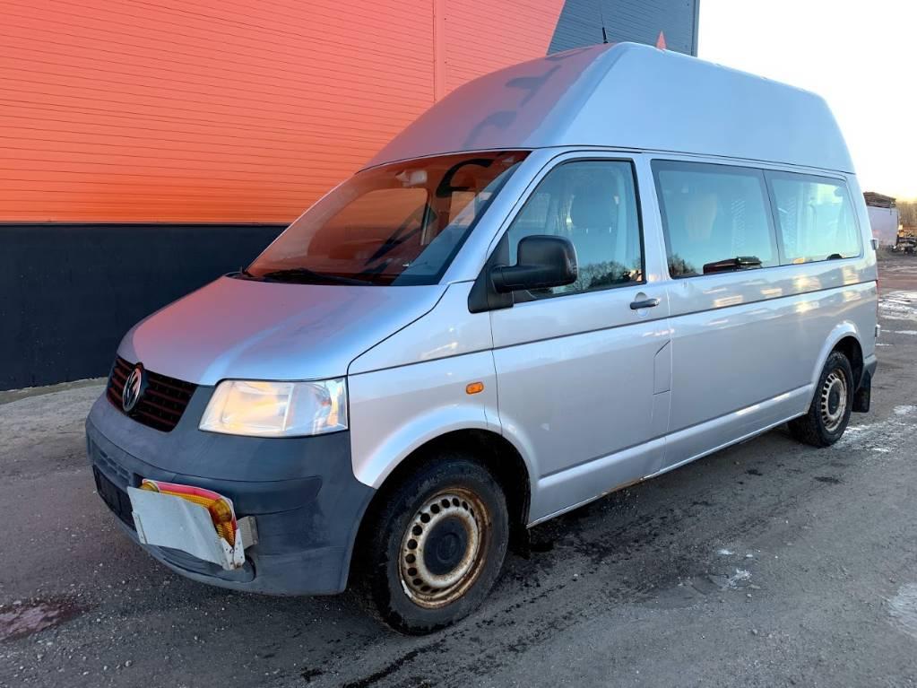 Volkswagen Transporter Kombi Petrol+Gas, Mini buses, Trucks and Trailers
