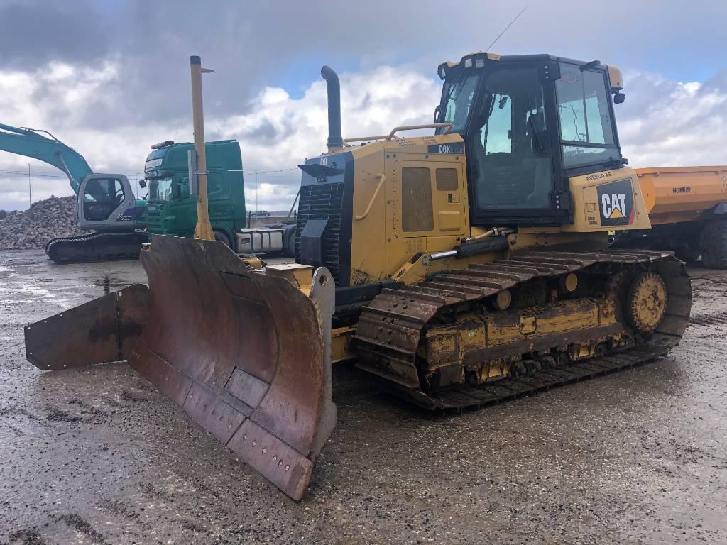 Caterpillar D 6 K 2 LGP, Crawler dozers, Construction Equipment