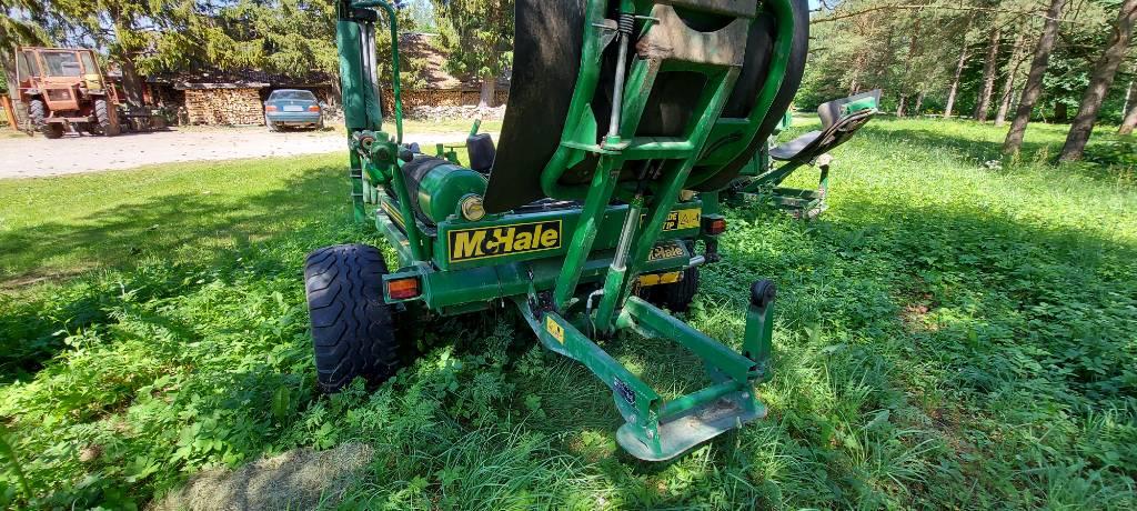 McHale 991 B C, Pakkimismasinad, Põllumajandus