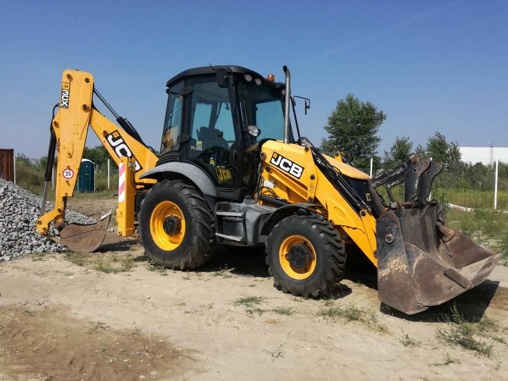 JCB 3CX 14L4WM, Backhoe Loaders, Construction Equipment