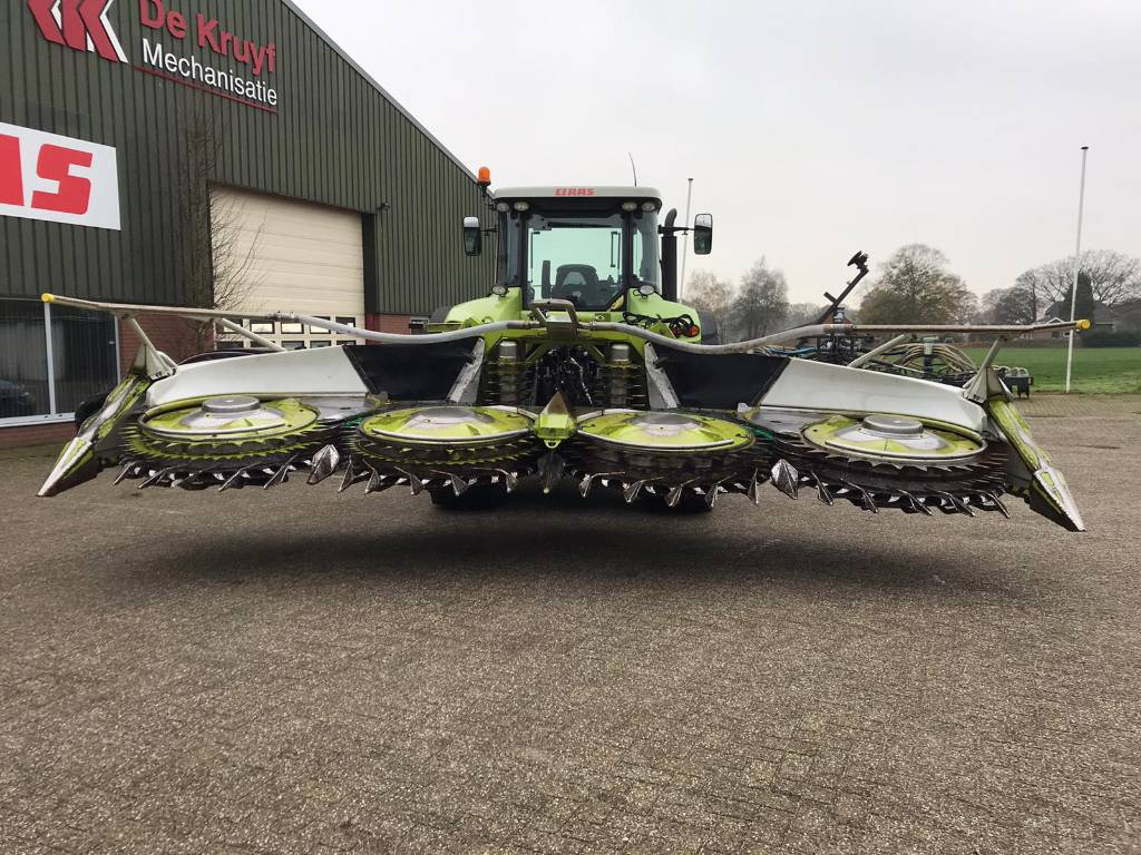CLAAS Orbis 600, Forage harvester headers, Agriculture