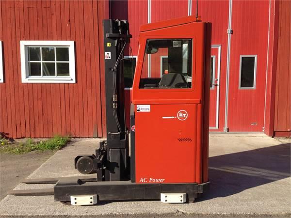 BT RRN2C/15, Skjutstativtruck, Materialhantering