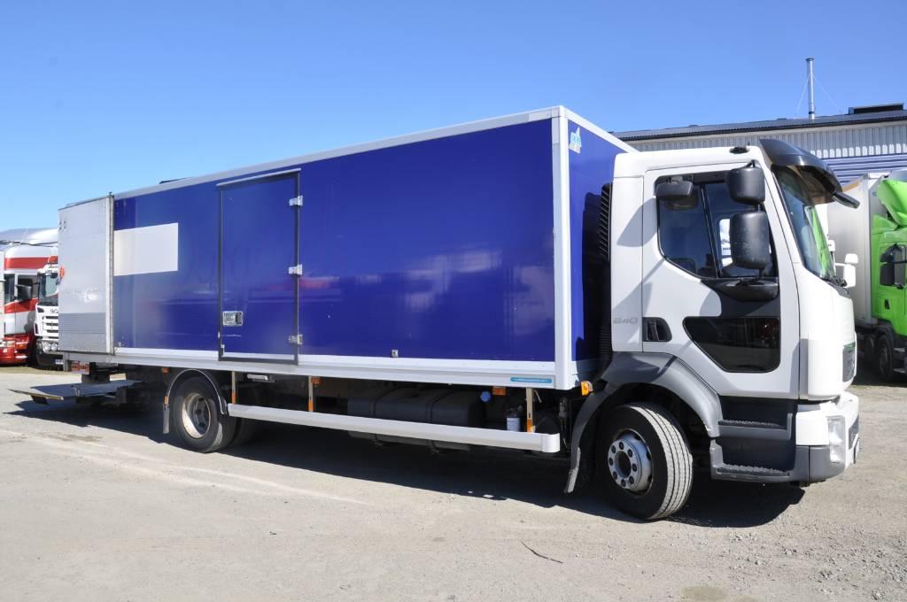 Volvo FL240 4X2, Skåpbilar Kyl/Frys/Värme, Transportfordon