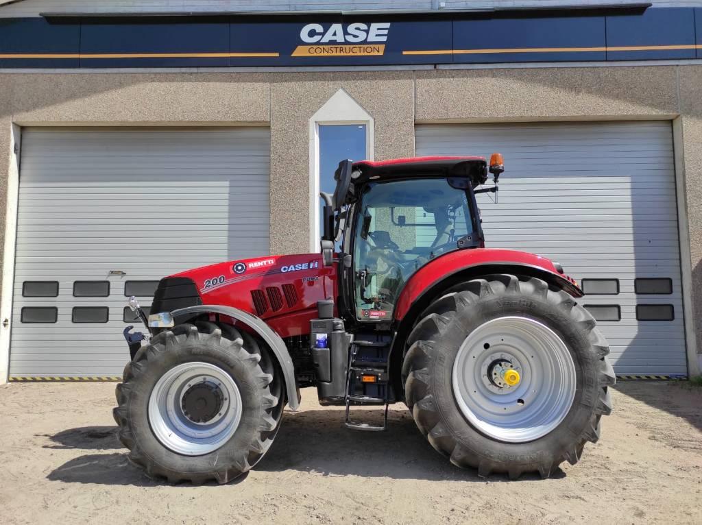 Case IH Puma 200 CVX, Traktorit, Maatalous
