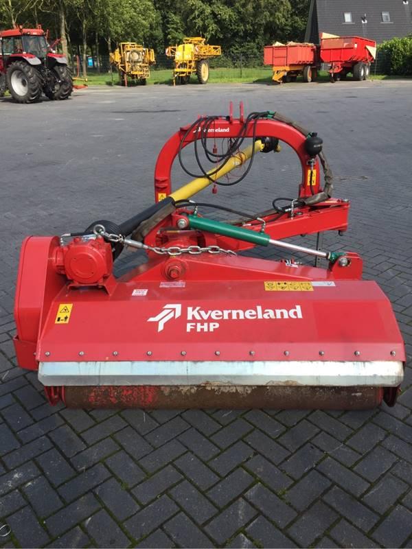 Kverneland FHP 155, Anders, Landbouw