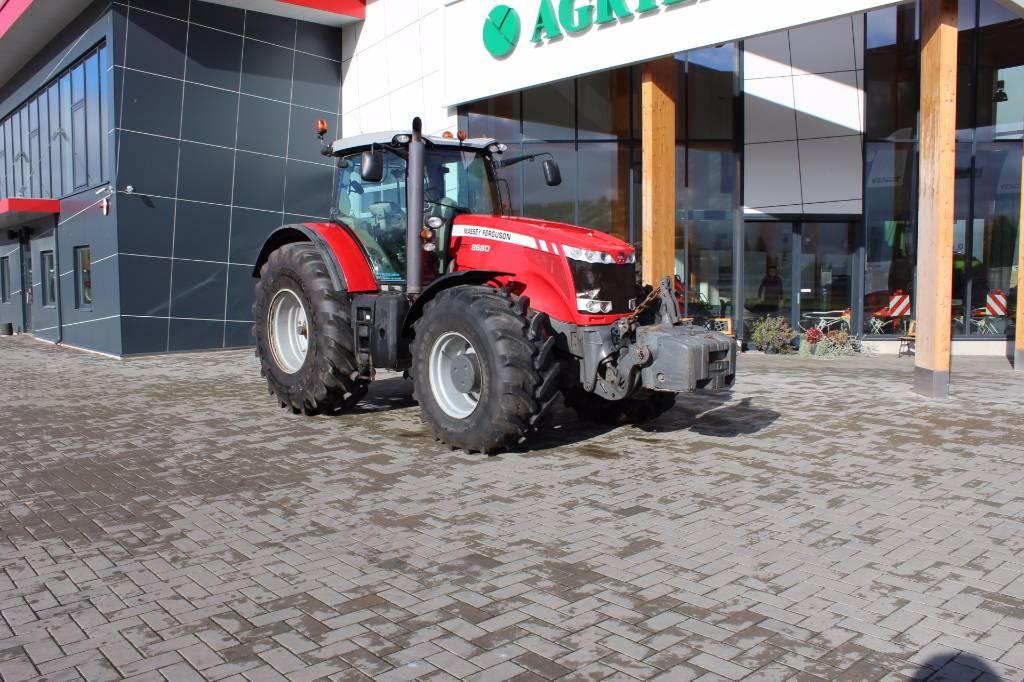 Massey Ferguson 8680, Traktorid, Põllumajandus