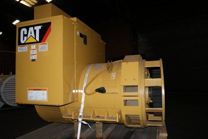 Caterpillar Generator End SR 4 - 400kW - DPH 104044, Generator Ends, Construction