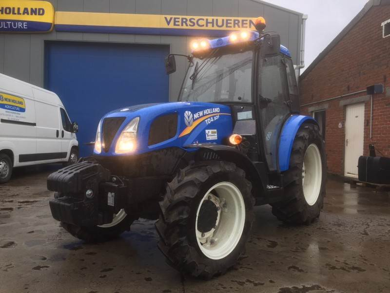 New Holland TD4.80F Cab, Tractoren, Landbouw