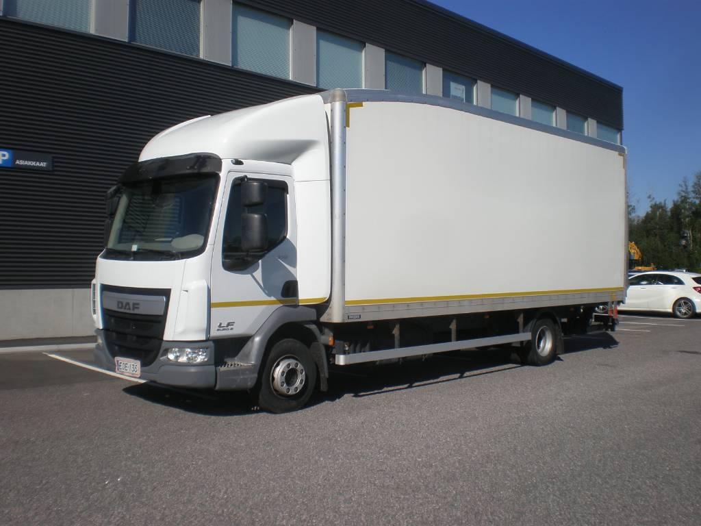 DAF LF210 Aerobody, Box trucks, Trucks and Trailers